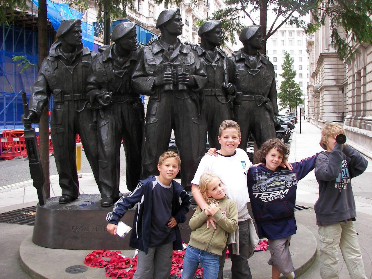 10 Londonse helden