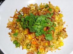Com Rang (Arroz Frito Vietnamita)