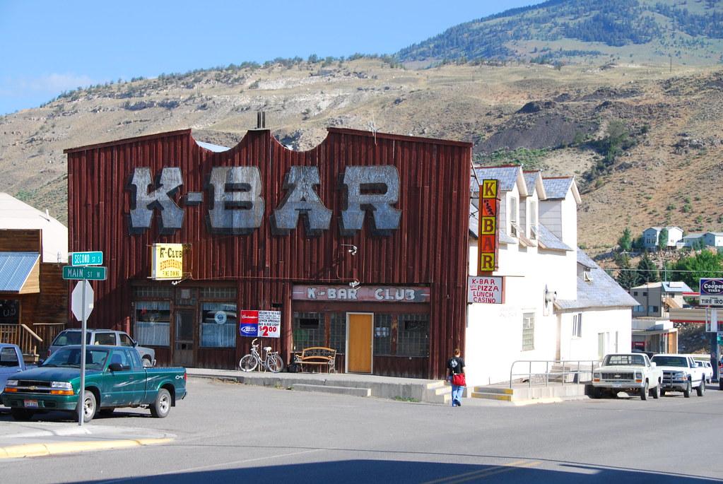 K-Bar.