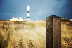- (luns_spluctrum) Tags: lighthouse storm interestingness interesting d8 dungeness tothesea d80 tamronspaf1750mmf28xrdiiildasphericalif