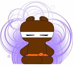 bear-ninja-meditation