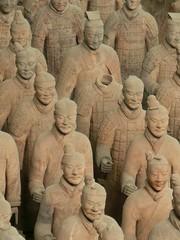 Els guerrers de terracota (Oriol Gascn) Tags: china army asia terracotta xian xina terracottaarmy