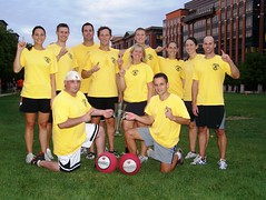 Championship Winner 001 (adackickball) Tags: ball fun teams kick games kickball