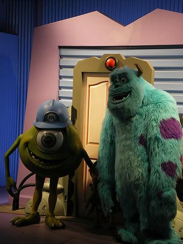 Disney World: Monsters, Inc. Disney - GP04