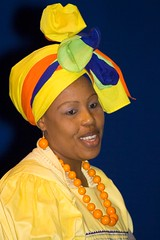 Teacher 'Granny' (Bill Davies (SA)) Tags: teacher granny colourartaward concertthinkkids memorycornerportraits