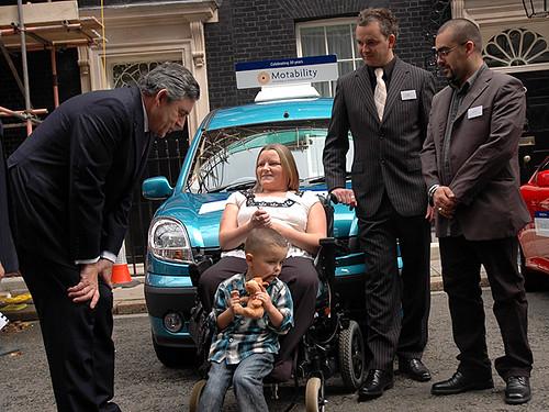 Motability Car Scheme