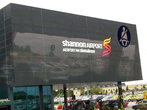 Ireland Shannon Airport