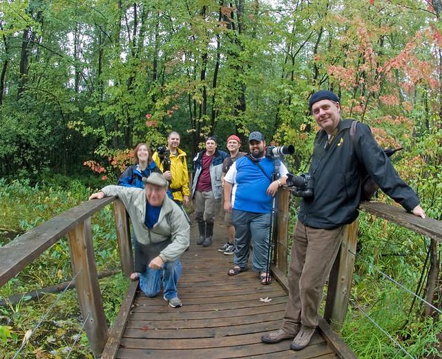 Flickr Group Outing - Mud Lake, Ottawa, Ontario