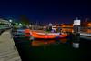 Fischerboot im Hafen (sebfoto) Tags: night boote nightshoot hafen schiffe nachtaufnahme