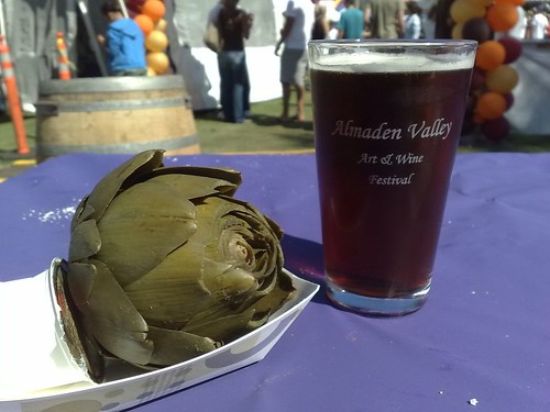 Artichoke and Beer