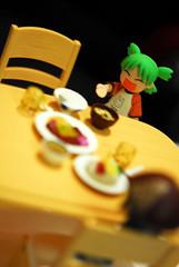 Please go ahead- (DSC_9016) (~Nisa) Tags: toy miniatures pinkyst pinkystreet rement kaiyodo yotsuba babysue vanceproject revoltech    rementinternational