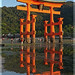 厳島神社:Floating Torii