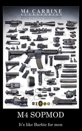 Emailing: m4-carbine-accessories.jpg | Flickr - Photo Sharing!