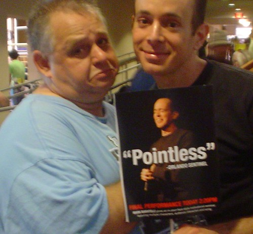 Wanzie and Baratelli and Maupin: Pointless, Orlando Fringe Festival 2008