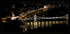 Lnchd (Balzs B.) Tags: bridge light black night canon river lights hungary capital budapest chain duna ungarn hd magyarorszg lnchd chainbridge lanc canonef24105mmf4lisusm foly 40d