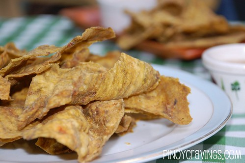 Ocean Fresh Tahong Chips from Bacoor Cavite