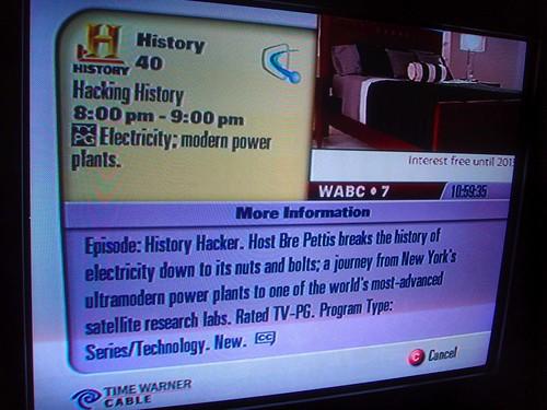 Bre Pettis - History Hacker