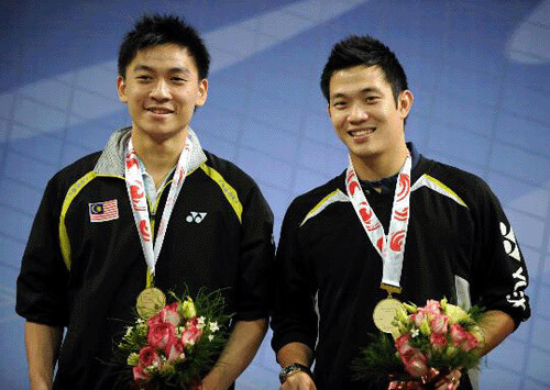 Badminton - MACAU GRAND PRIX GOLD 2008, Koo Kien Keat & Tan Boon Heong