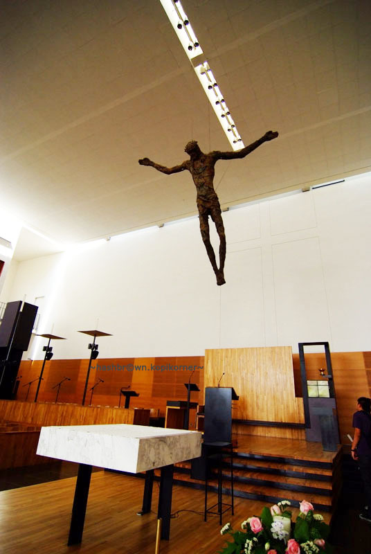 Christ in the air
