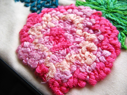 glorious french knots
