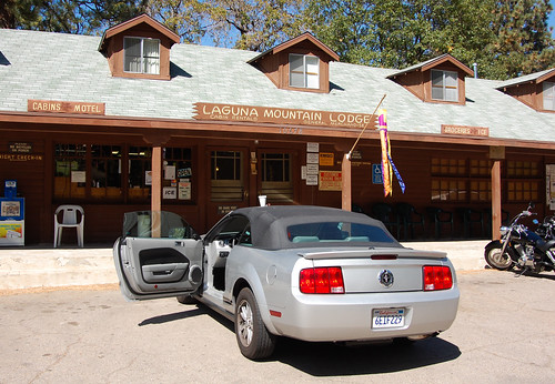 Laguna Mountain Lodge