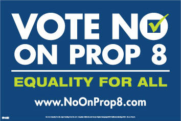 Vote No on 8