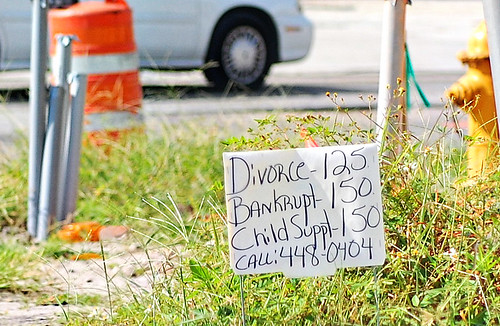 divorce...a bargain