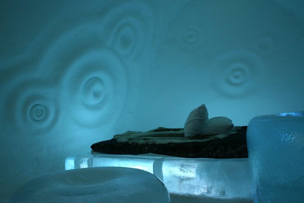 Ice Hotel - Suite 321