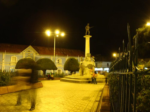Puno by night...