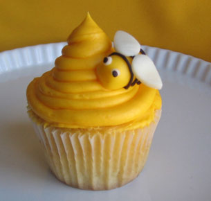 Cupcakes from Rose Petal Cupcakery