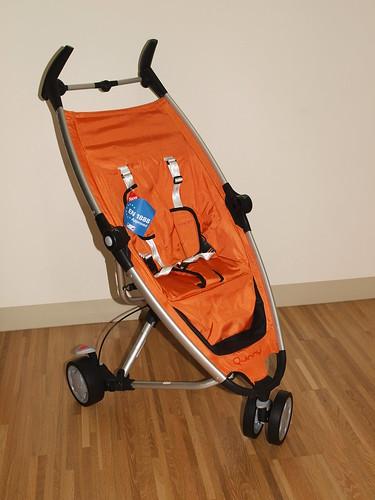 PA293584 Quinny Zapp嬰兒推車