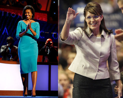 Obama vs. Palin style
