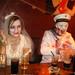 Bride and sailor