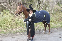 Costume contest - Ez without his witch hat (Bubbletoe) Tags: horse halloween children community witch stroke games event riding add disabled therapy adults fundraising equestrian autism association amputee adhd cerebralpalsy musculardystrophy downssyndrome acquiredbraininjury