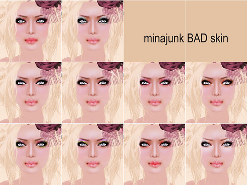 Minajunk BAD Skin by you.
