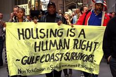 Gulf Coast SURVIVORS.  Global Economic Crisis 2