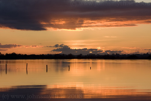 Clonmacnoise Sunset