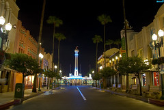 Walt Disney World - Disney's Hollywood Studios - Crossroads of the World (Tom.Bricker) Tags: vacation architecture night america photoshop landscape orlando nikon raw florida tripod disney mickey disneyworld hollywood mickeymouse movies characters nikkor wdw dslr waltdisneyworld figment mgm magical dhs iconic themepark disneymgmstudios sunsetblvd waltdisney hollywoodboulevard grauman disneystudios orlandoflorida graumanschinesetheatre wdi crossroadsoftheworld lakebuenavista imagineering colorsaturation disneyresort nikondslr disneypictures nikkor18200mmvrlens yearofamilliondreams nikond40 photoshopcs3 disneypics 81308 august2008 hollywoodstudios waltdisneyimagineering disneyphotos thestudios disneyshollywoodstudios wedenterprises disneyhollywoodstudios disneyphotography 8132008 wdwfigment tombricker vacationkingdom vacationkingdomoftheworld disneyworldpictures waltdisneyworldpictures