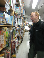 Anders in the gameshop closest to Delta Chelsea