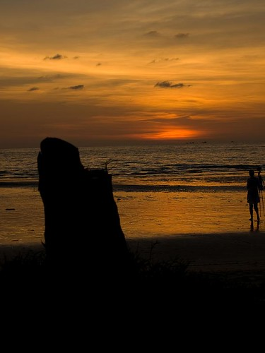Places - koh chang sunset 3