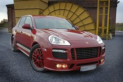 edo Competition Porsche Cayenne GTS  pictures