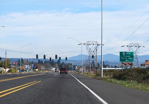 SR 14 @ SR 500