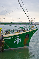Rainbow Warrior again.. (sjoerd_reverda) Tags: