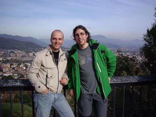Francesco and Tejo