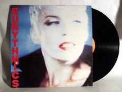 Eurythmics / Be Youself Tonight Vinyl