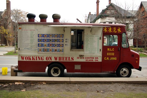 Wokking On Wheels