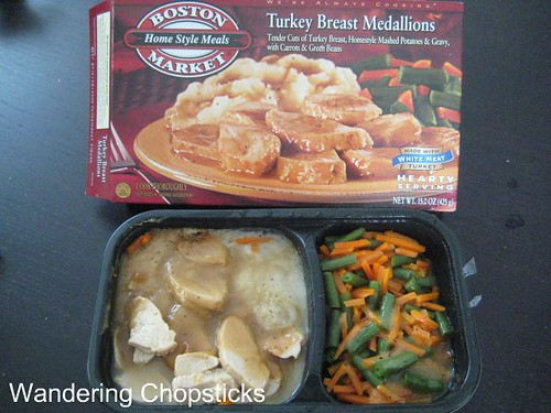 Frozen Turkey Dinners 6