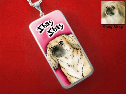 Shay Shay Commission Pendant