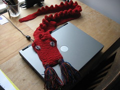 dragon scarf #2