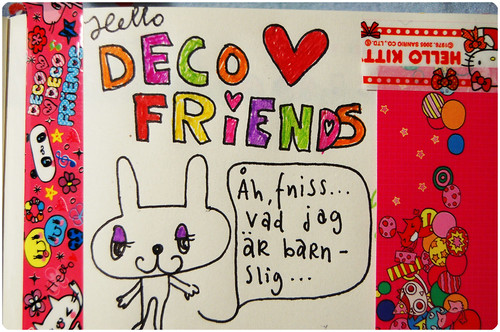 Deco friends